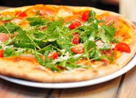 Смачна піца для всієї родини