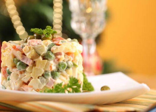 Цікаві факти про салат Олів'є