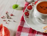 """Рецепт літнього супу """"Гаспачо"""""""