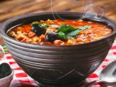 Рецепт солянки з ковбасою